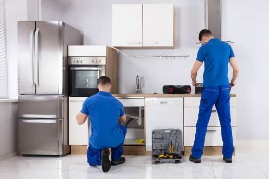 stove repair technicians
